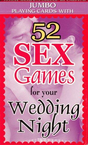 Wedding sex games