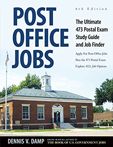 post office jobs the ultimate 473 postal exam study guide and job rh amazon com Exam Study Guide Book Nce Exam Study Guide