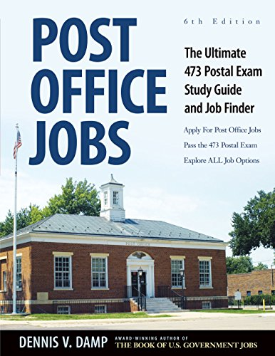 Post Office Jobs: The Ultimate 473 Postal Exam Study Guide a