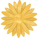 Juegoal 16 Inch Large Metal Flower Wall Art