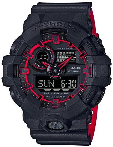 (CASIO watch G-SHOCK G Shock GA-700SE-1A4JF Men's)