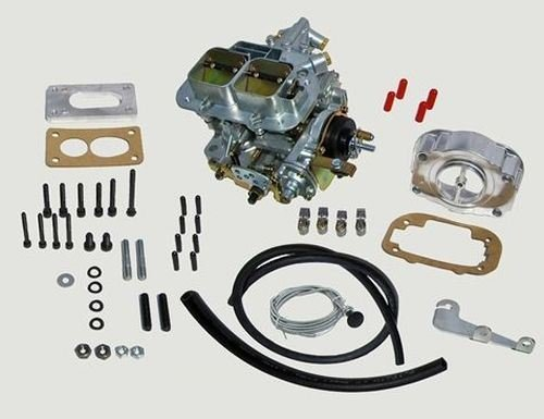 weber-carburetor-32-36-dgv-suzuki-samurai-with-air-filter-adapter-k600m-carb-conversion-kit