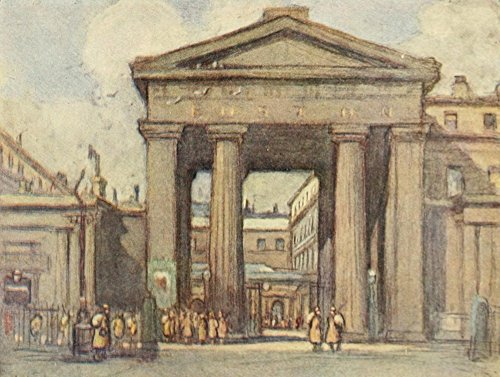 Euston Station - More Wanderings in London 1916 Euston Station Poster Print by Horace Livens (18 x 24)