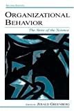 img - for Organizational Behavior: A Management Challenge (Volume in the Applied Psychology Series) book / textbook / text book