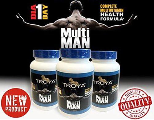 TROYA Multivitamin Weight Muscle Vitamin
