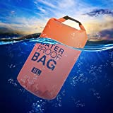 YTYC Waterproof Bags Travel Drift Waterproof Organizer Bucket Bag Single Shoulder