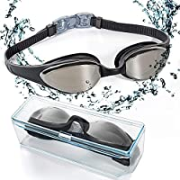 HYX Swim Goggles, Swimming Goggles with Flexible Soft...