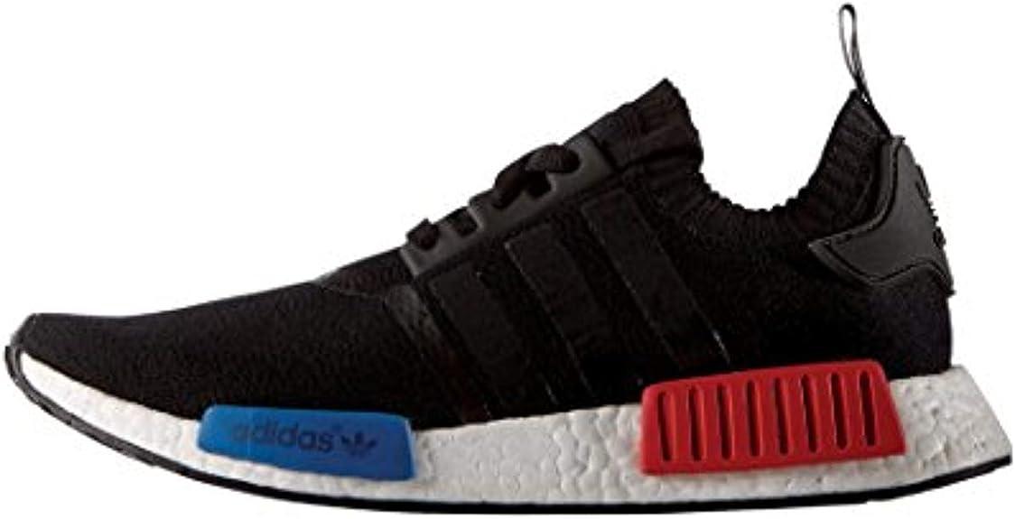 adidas Herren NMD R1 PK Sneaker Schwarz, 55 23: