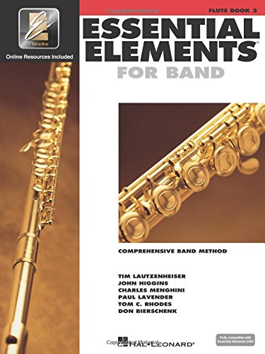 Essential Elements for Band - Book 2 with EEi: Flute (Essential Elements 2000 Comprehensive Band Method) ()