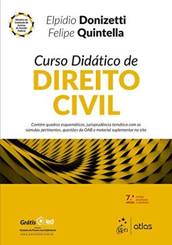 Curso Didático de Direito Civil