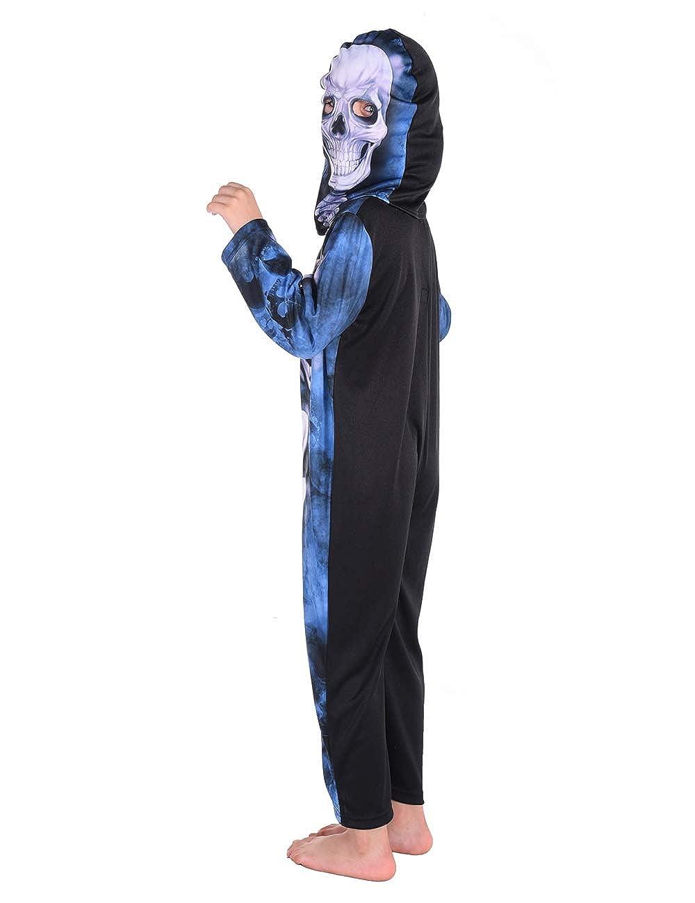 Amazon.com: Disfraz de esqueleto de la familia para niños y ...