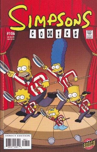 simpsons comics download