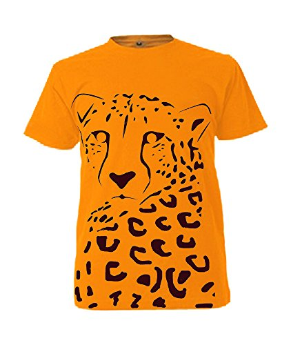 Orange Cheetah - 1