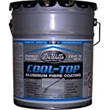 DEWITT PRODUCTS TV335813 4.75 gallon aluminum Roof Coating