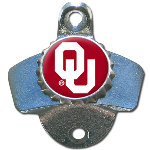 NCAA Oklahoma Sooners Wall Bottle Opener ()