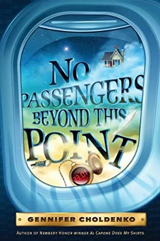 book cover of No Passengers Beyond This Point