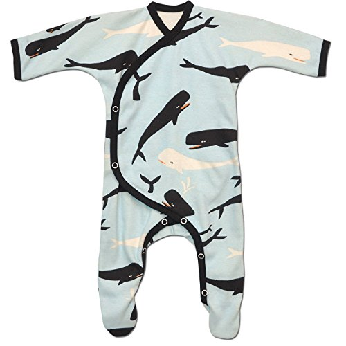 Price comparison product image Perfectly Preemie Organics Playsuit (Fluke,  Preemie (3-6lbs))