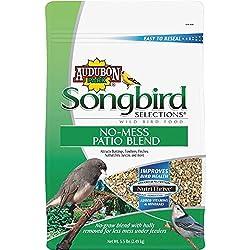 Global Harvest Foods Audubon Park Songbird Selections No-Mess Patio Blend Wild Bird Seed - 1 Each