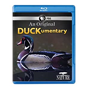 Nature: An Original Duckumentary [Blu-ray]