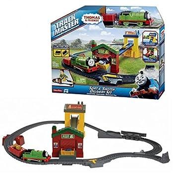 Thomas y sus Amigos - Juego Set Oficina de Correos - Trackmaster Revolución - Mattel Thomas