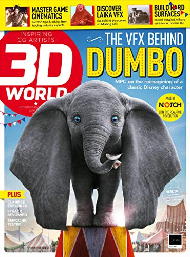 3D World Magazine: For 3D artists and animators