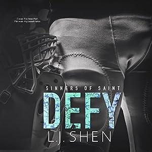 Defy Audiobook