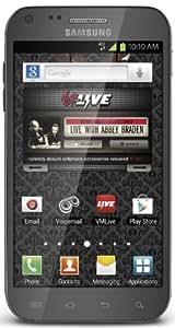 Samsung Galaxy S II 4G Prepaid Android Phone, Titanium (Virgin Mobile)