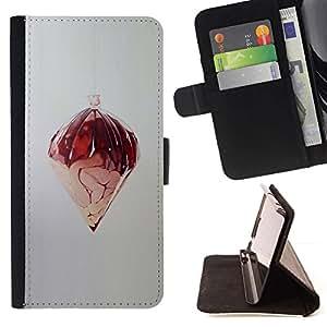 Momo Phone Case / Flip Funda de Cuero Case Cover - Random Estructura del arte abstracto Diseño Moderno - LG G3