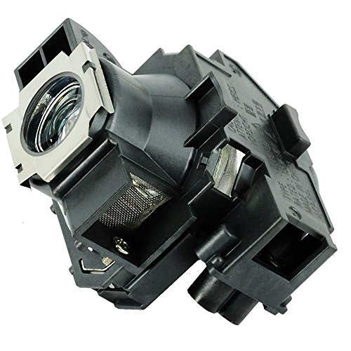 Amazing Lamps ELPLP32 / V13H010L32 Replacement Lamp in Housing for Epson -