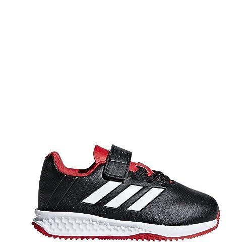 adidas Rapidaturf Predator El I, Zapatillas de Estar por casa Unisex bebé: Amazon.es: Zapatos y complementos