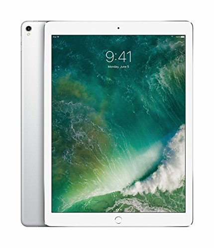 """Price comparison product image APPLE MQDC2LL/A iPad Pro with Wi-Fi 64GB, 12.9"""", Silver (Certified Refurbished)"""