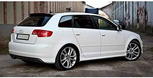 GFK Side skirts set A3 8P Sportback 2004-2012