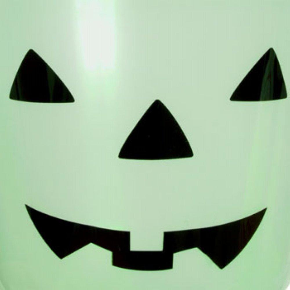 Amazon.com: Glow-in-the-dark Jack-o-lantern Treat Pails with ...