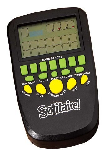 Handheld Solitaire Game - Solitaire Handheld Game