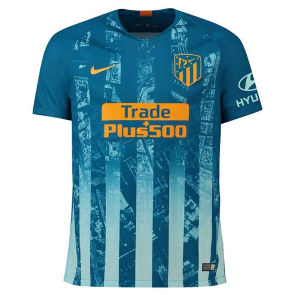 d4765a3f45e Amazon.com   2018-2019 Atletico Madrid Third Nike Football Soccer T-Shirt  Jersey (Antoine Griezmann 7)   Sports   Outdoors