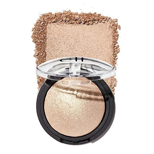3 Pack e.l.f. Cosmetics Studio Baked Highlighter 83704 Moonlight Pearls