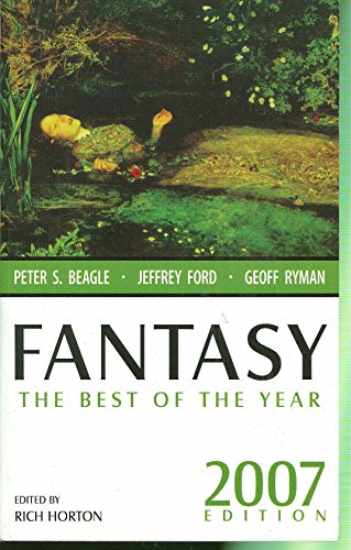 Fantasy: The Best of the Year, 2007 Edition (Fantasy: The Best of ... (Quality))