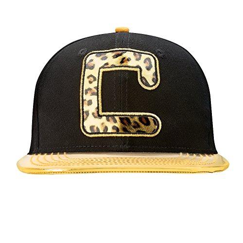 WWE Authentic Wear WWE Carmella Snapback Hat Gold One Size by WWE Authentic Wear