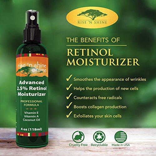 Retinol Eye Cream Side Effects - 8