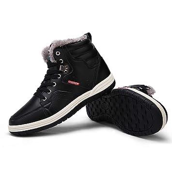 c7e536800b339 Amazon.com: Giles Jones Hiking Shoes Man Wading Snow Boots High Top ...