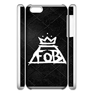 iPhone 6 Plus 5.5 Inch 3D Phone Case White Fall out boy F6562601