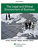 img - for The Legal Environment of Business & Ethics: Integrated Approach (Aspen College) book / textbook / text book