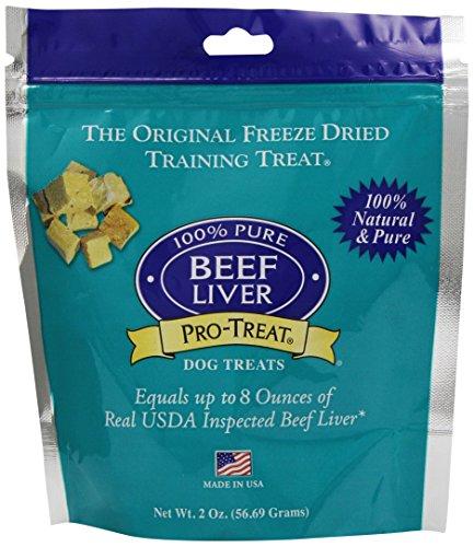 Stewart'S Pro-Treat Bag Freeze Dried Dog Treats, 2-Ounce ()