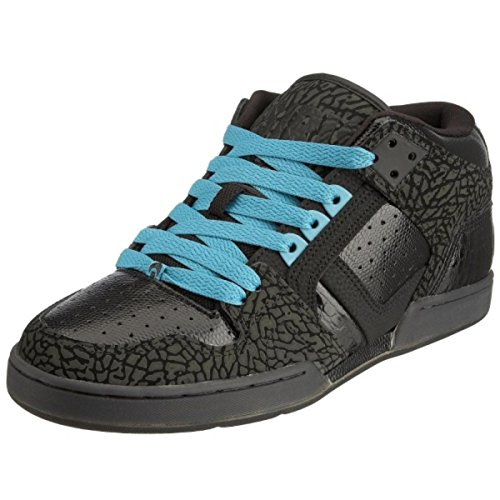 Osiris Skateboard Schuhe South Bronx Black/Grey/Pagoda