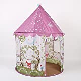 Talent Star kids castle play tent - Indoor and outdoor play house KT512