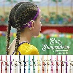 Ear Suspenders Headband for Cochlear Imp...