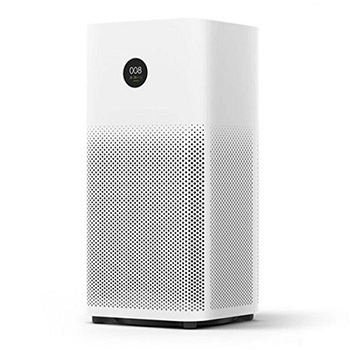 MiniInTheBox Original Xiaomi OLED Display Smart Air Purifier 2S - WHITE Smartphone Mi Home APP Control Smoke Dust Peculiar Smell Cleaner