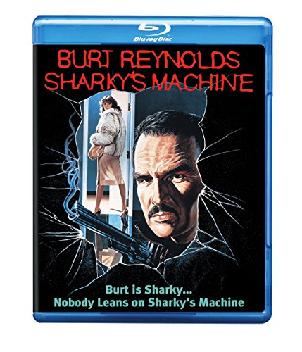 Blu-ray : Sharky's Machine (Blu-ray)