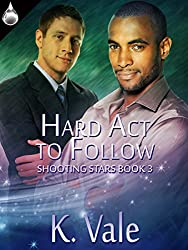 Hard Act to Follow (Shooting Stars Series Book 3)