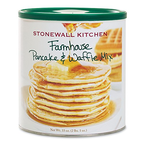 Stonewall Kitchen Farmhouse Pancake & Waffle Mix, 33 oz made in Maine